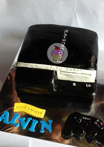 PlayStation3CakeforAlvin-ChocolatyCakes
