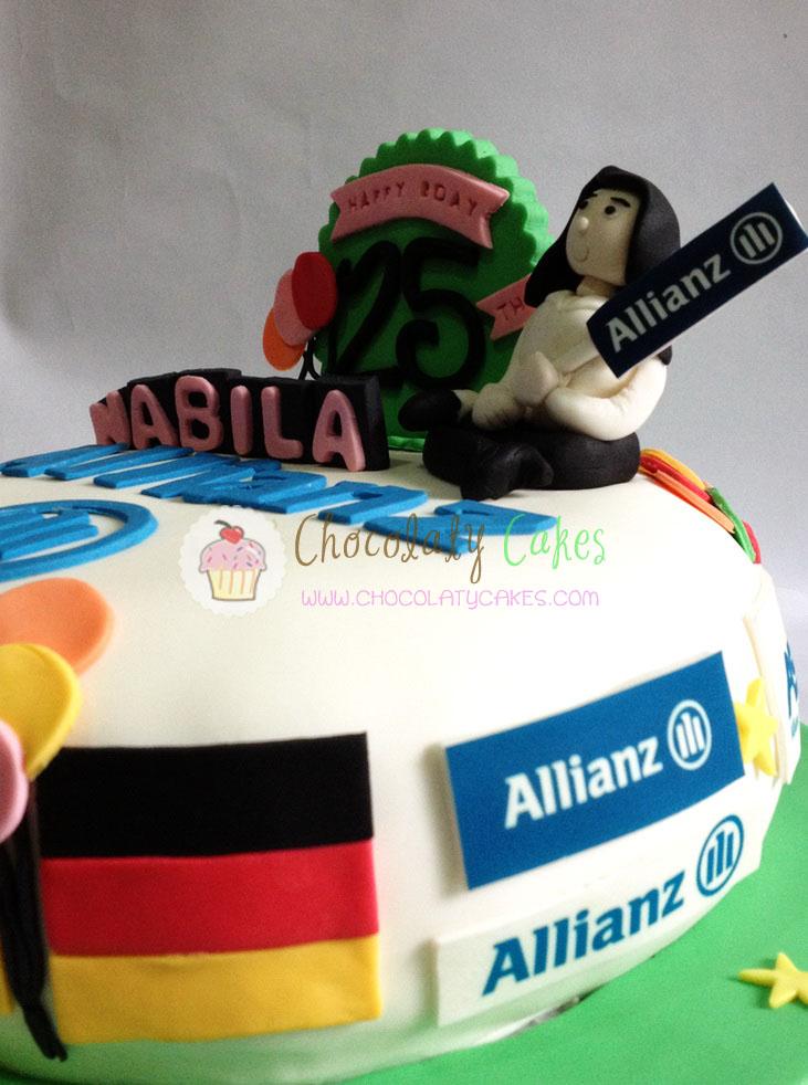 AllianzThemedCakeforNabila-ChocolatyCakes