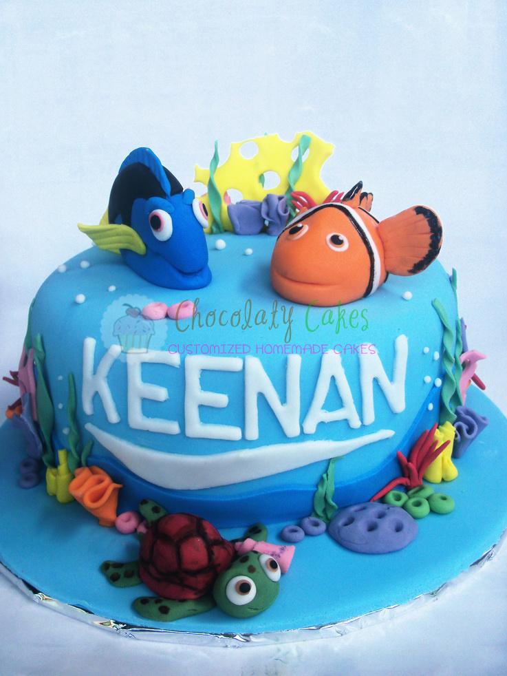 nemo cake template - search results for kue ultah untuk sahabat ke 22