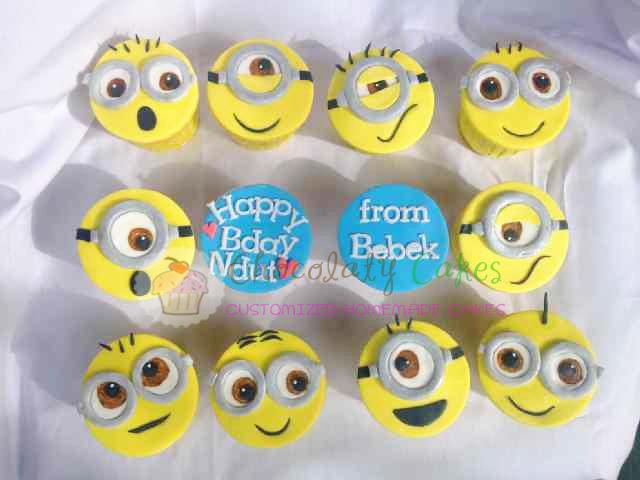 MinionsCupcakesforDenny-ChocolatyCakes