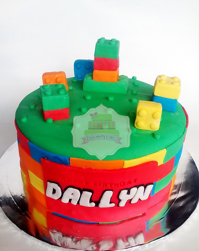 LegoCakeCookiesforDallyn-ChocolatyCakes