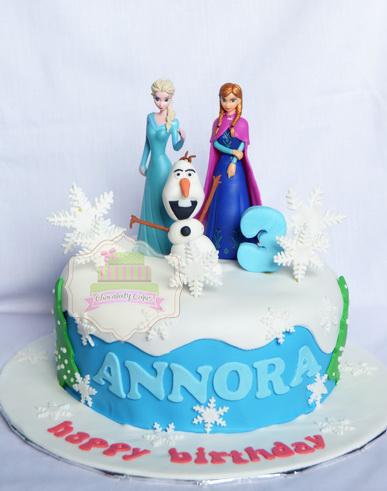FrozenCakeforAnnora-ChocolatyCakes