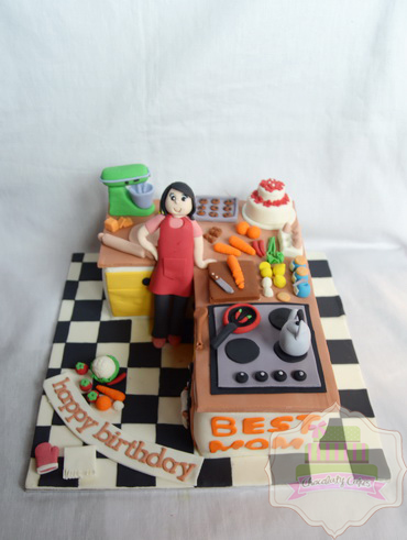 Chocolaty Cakes ~ Customized Homemade Cakes