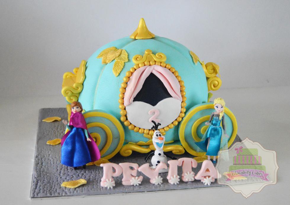 PrincessCarriageCakeforPevita-ChocolatyCakes