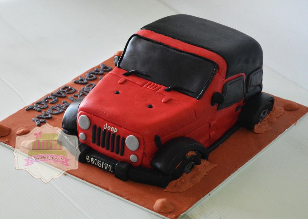 JeepWranglerCakeforPapaBagol-ChocolatyCakes