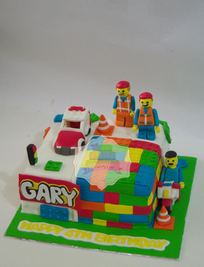 LegoCakeforGary-ChocolatyCakes